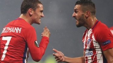 Atletico Madrid 1
